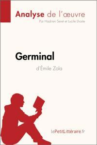 Germinal d'Emile Zola (Analyse de l'oeuvre)