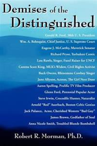 Demises of the Distinguished