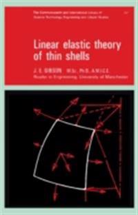Linear Elastic Theory of Thin Shells