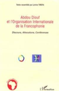 Abdou diouf organisation internationale