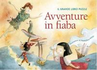 Fairy Tale Adventures: A Fun Puzzle Book