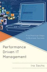 Performance Driven IT Management