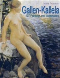 Gallen-Kallela: 107 Paintings and Watercolors