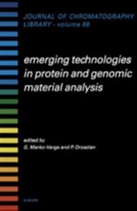 Emerging Technologies in Protein and Genomic Material Analysis