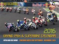 Motocourse Grand Prix & Superbike 2016 Calendar