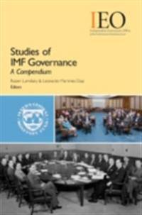 Studies of IMF Governance: A Compendium