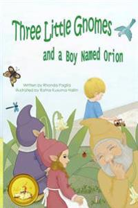 Three Little Gnomes and a Boy Named Orion: Adapted: Easy / Beginner Reader Verison for Kids