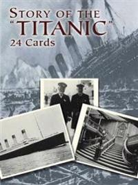 Story of the Titanic Postcards