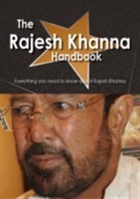 Rajesh Khanna Handbook - Everything you need to know about Rajesh Khanna