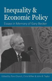 Inequality and Economic Policy