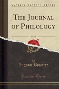 The Journal of Philology, Vol. 33 (Classic Reprint)