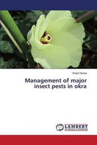 Management of Major Insect Pests in Okra