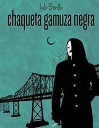 Chaqueta Gamuza Negra