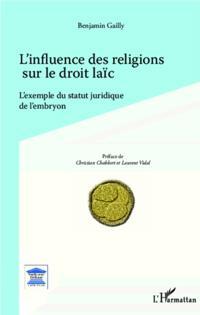 L'influence des religions sur le droit laic