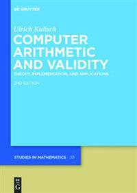 Computer Arithmetic and Validity