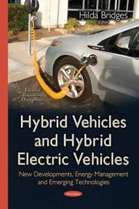 Hybrid Vehicles and Hybrid Electric Vehicles