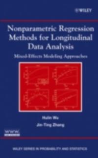 Nonparametric Regression Methods for Longitudinal Data Analysis