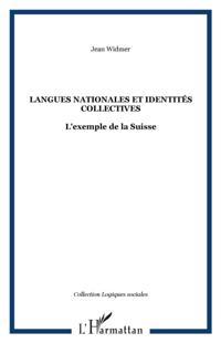 Langues nationales et identites collecti