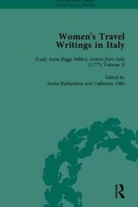 Women's Travel Writings in Italy