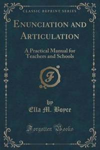 Enunciation and Articulation