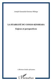 Stabilite du congo-kinshasa la
