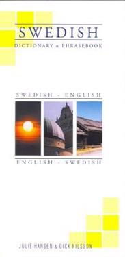 Swedish-English / English-Swedish Dictionary & Phrasebook