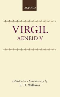 P. Vergili Maronis Aeneidos Liber Quintus