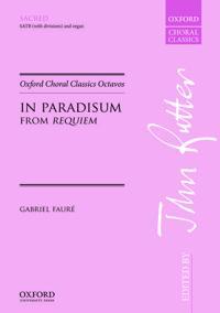 In Paradisum from Requiem