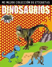 Dinosaurios: Mi Mejor Colección de Etiquetas