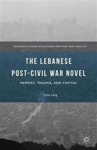 The Lebanese Post-civil War Novel