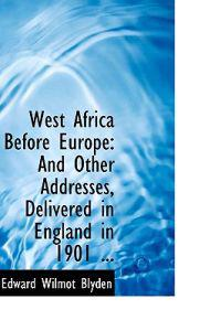 West Africa Before Europe