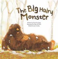 Big hairy monster - counting to ten