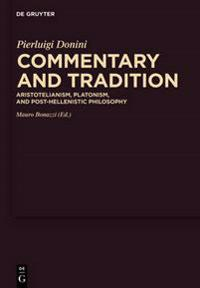 Commentary and Tradition