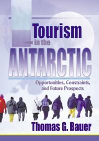 Tourism in the Antarctic