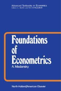 Foundations of Econometrics