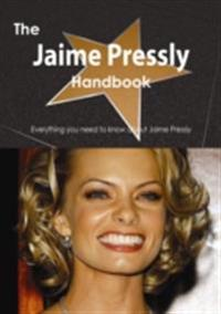 Jaime Pressly Handbook - Everything you need to know about Jaime Pressly