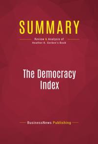 Summary: The Democracy Index