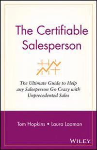 Certifiable Salesperson