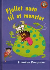 Fjollet navn til et monster