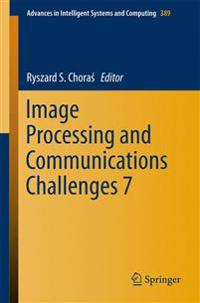 Image Processing & Communications Challenges