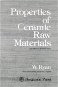 Properties of Ceramic Raw Materials