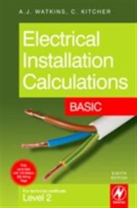 Electrical Installation Calculations: Basic