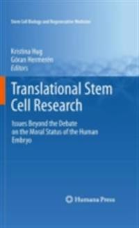 Translational Stem Cell Research