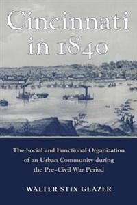 Cincinnati in 1840