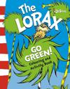 Lorax Go Green Activity Book