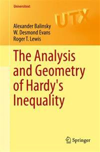 Analysis and geometry of hardys inequality