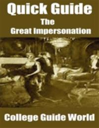 Quick Guide: The Great Impersonation