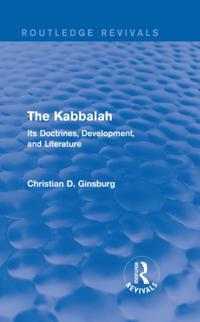 Kabbalah (Routledge Revivals)