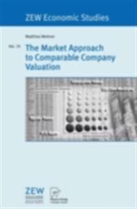 Market Approach to Comparable Company Valuation