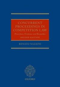 Concurrent Proceedings in Competition Law